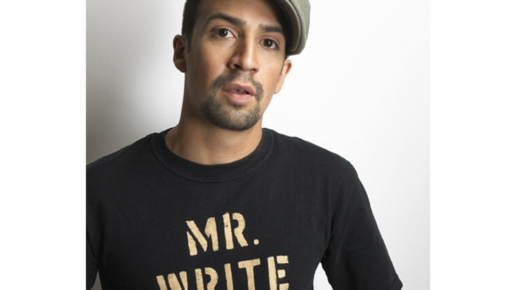 Lin-Manuel Miranda, playwright (In the Heights)