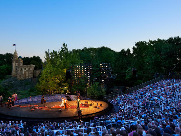 Shakespeare in the Park announces 2015 shows