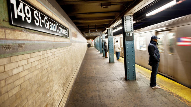 149 St Subway
