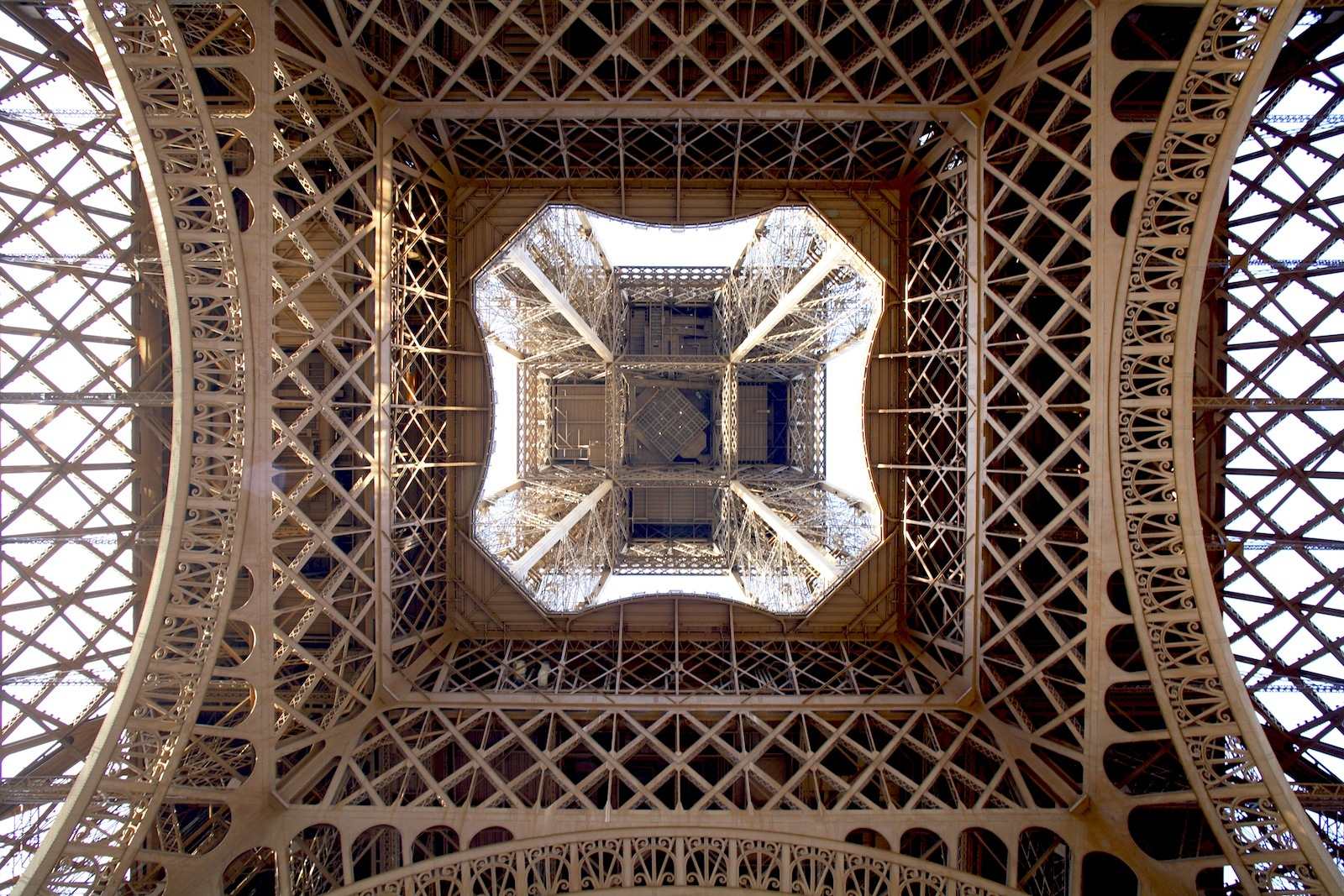 Ascension de la Tour Eiffel