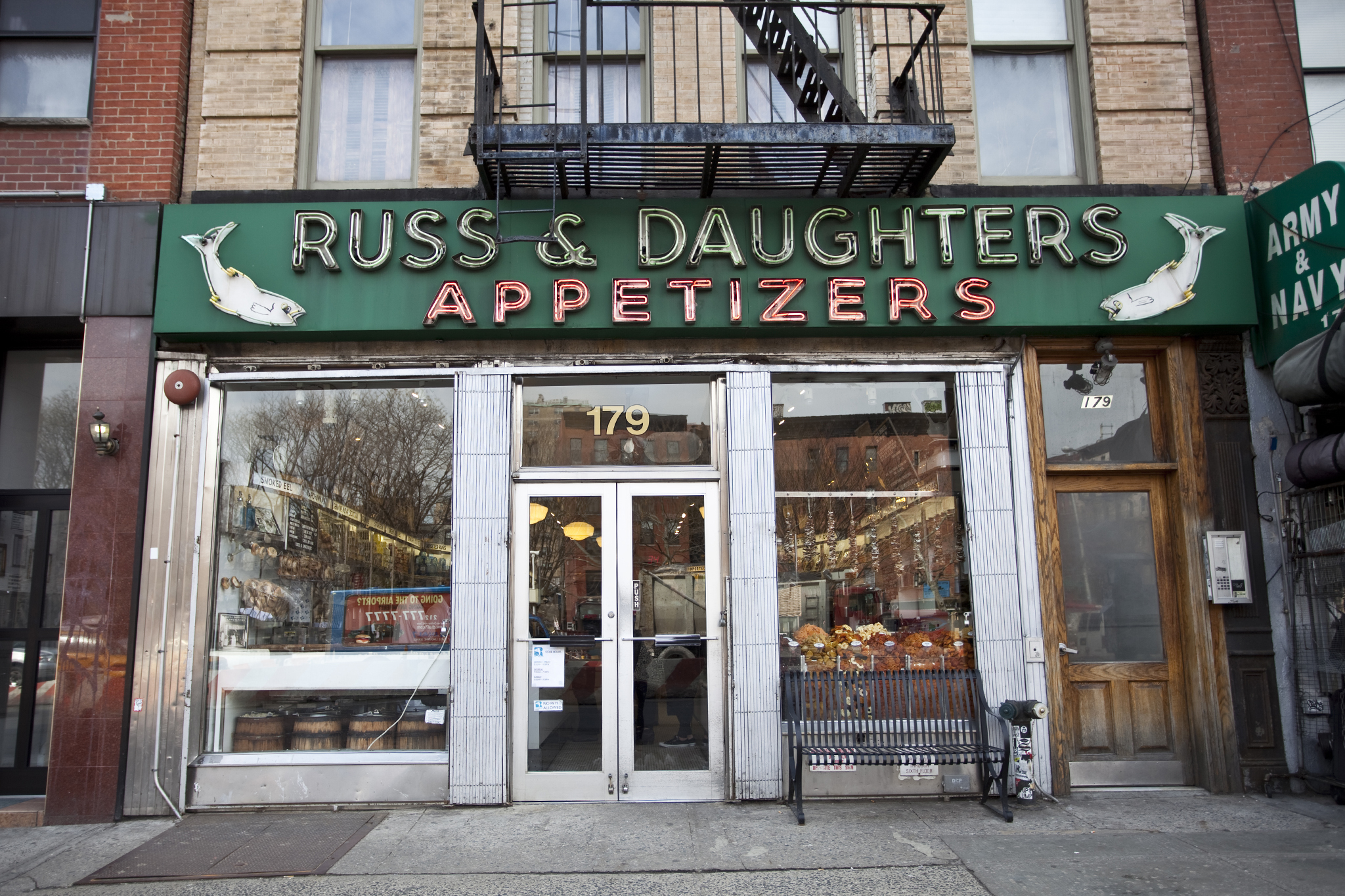 #SaveNYC: Julie Klausner's case for Russ & Daughters