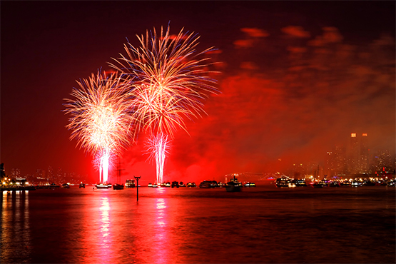 4th of July Fireworks Cruise