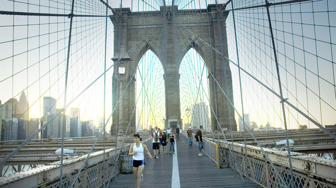 Brooklyn Bridge anniversary events