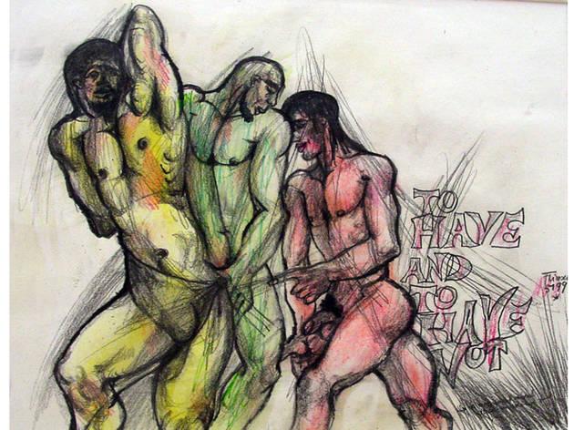 (Courtesy Leslie-Lohman Museum of Gay & Lesbian Art)