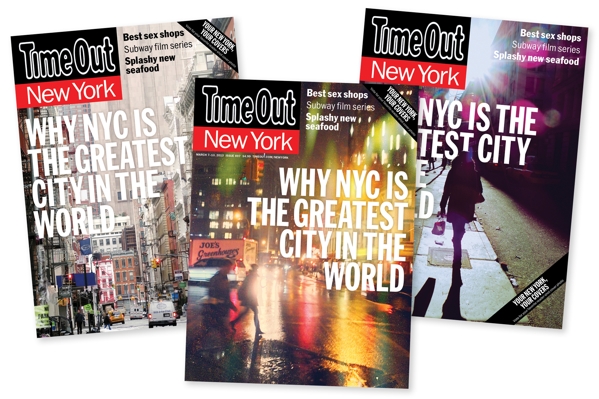Editor's letter: Why NYC is the greatest city in the world
