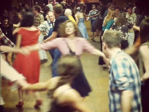 Old Time is a Good Time Square Dance