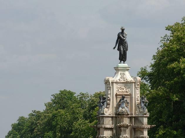 Bushy Park Attractions In Hampton London