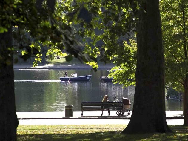 Visit London's parks