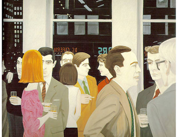 (Photograph: Alex Katz/Licensed by VAGA)