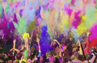 LA Festival of Colors