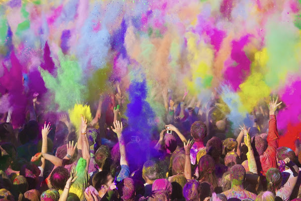 L.A. Festival of Colors
