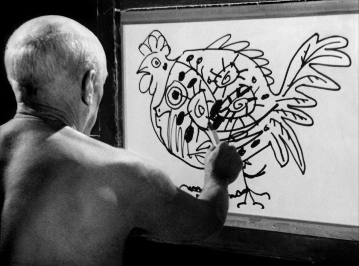 Picture the city of Picasso's youth
