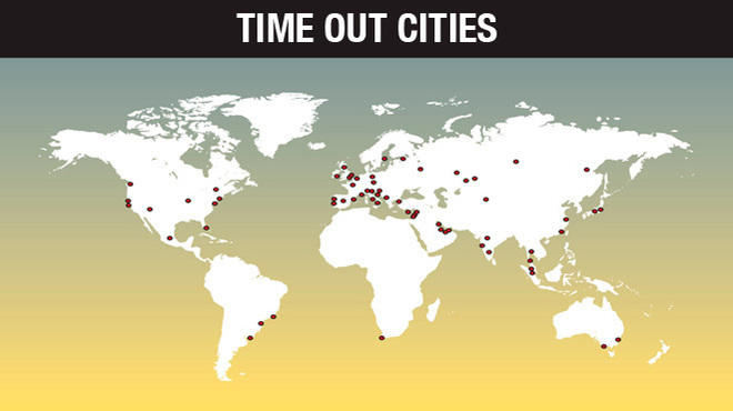 Time out around the world - Cubina barcelona ...