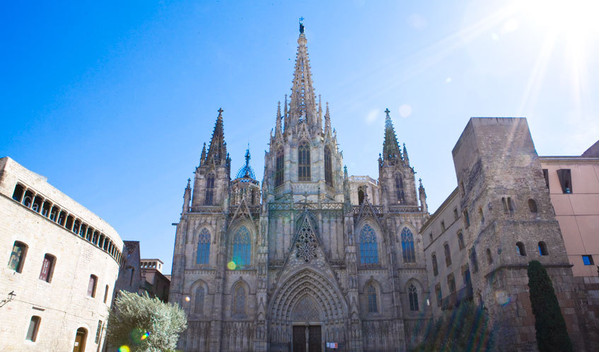 Barcelona Cathedral (Catedral)