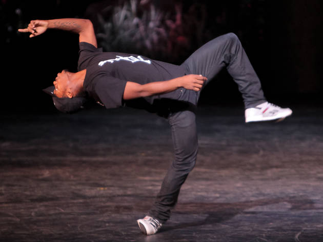 Fall for Dance Festival at the Delacorte Theater