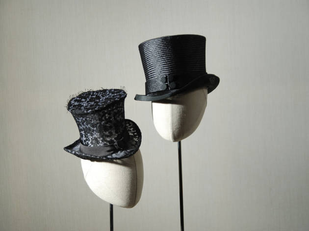 (Photograph: Courtesy the Milliners Guild)