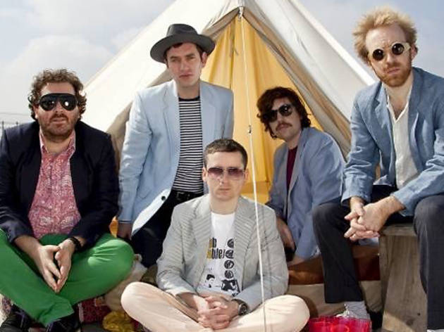 Lollapalooza 2015: Hot Chip + The Hood Internet