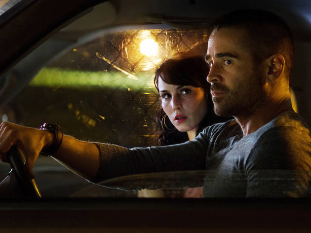 Dead Man Down: movie review