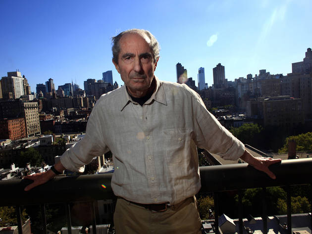 Philip Roth: Unmasked: movie review