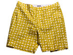 Breese Warrior mustard shorts, $78 (normally $92), at breesestyle.com
