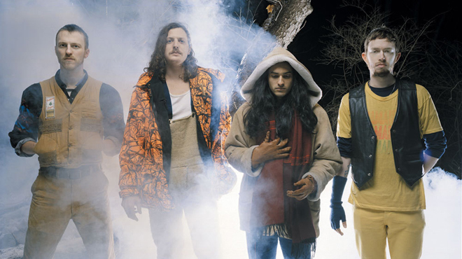 Yeasayer + Wild Nothing + Wild Belle
