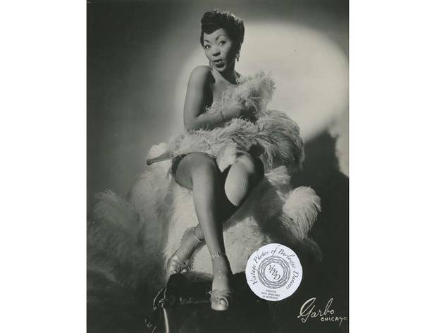 Sepia Seduction: Fund-Raiser for Jean Idelle and the Burlesque Hall of Fame Weekend Legends Challenge