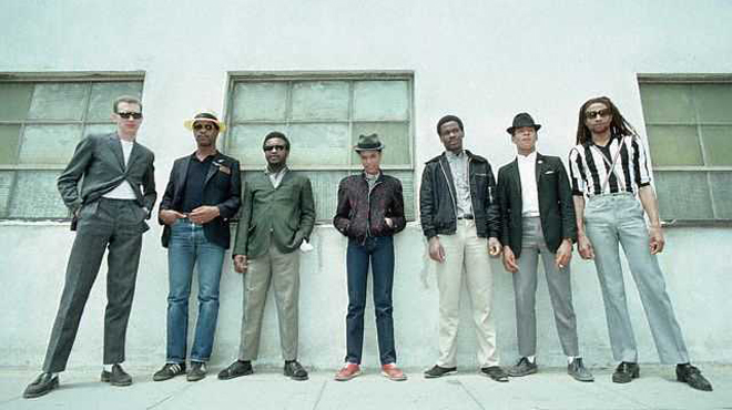 "The Selecter + Lee ""Scratch"" Perry + Skinny Lister"