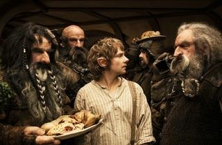 The Hobbit & Lord of the Rings marathon