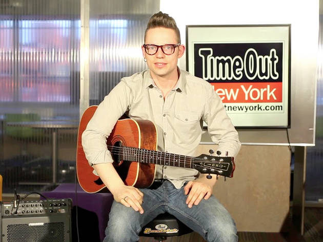 "Jarle Bernhoft performs ""So Many Faces"""
