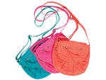 Aéropostale neon crossbody bags, $18 each, at Aéropostale, locations throughout the city; visit aeropostale.com