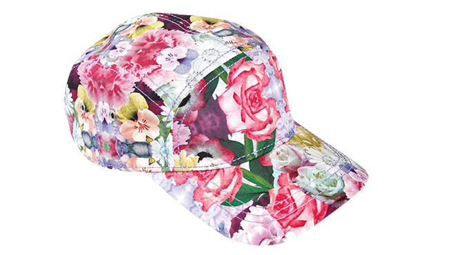 The baseball cap trend (video)