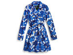 C. Wonder cotton rose-print trench, $248, at C. Wonder, 72 Spring St at Crosby St (212-219-3500) ● 10 Columbus Circle at 60th St (212-956-9760) ● cwonder.com