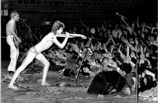 David Bowie: Photographs by Masayoshi Sukita