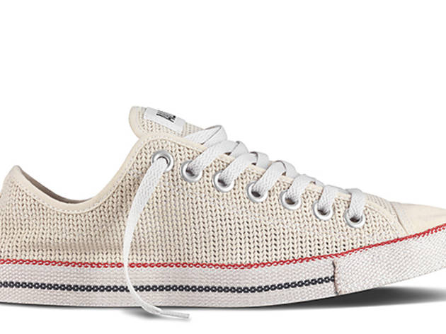 17 42 Converse Chuck Taylor All Star Chuckout Woven Sneakers In Bleached Sand 55 At 560 Broadway Prince St 212 966 1099 Com