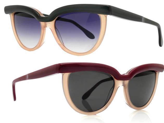 Anne et Valentin oversize shades, $476