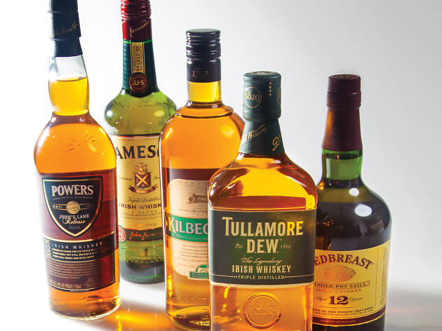 The 10 best Irish whiskey bottles