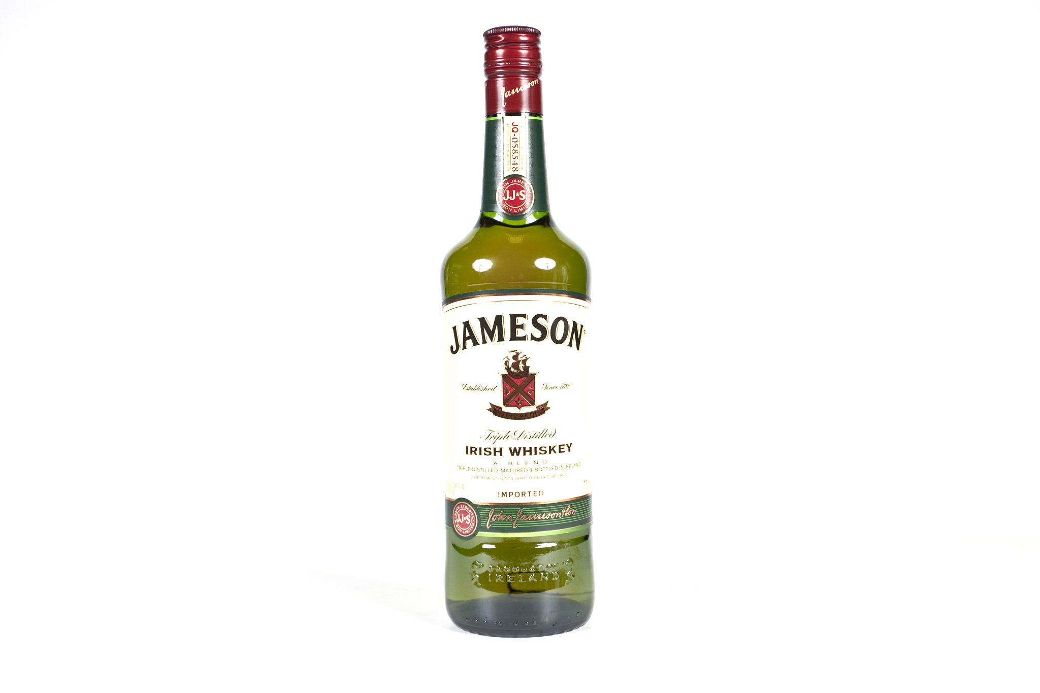 "Jameson""If you like a lighter whiskey, Jameson is, of course, the classic."" Available at Astor Wine & Spirits, 399 Lafayette St at 4th St (212-674-7500). 1L $29.99."