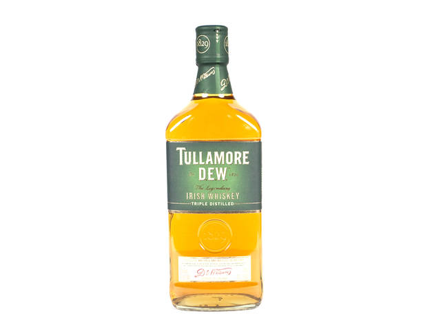 "Tullamore Dew Irish Whiskey""This bottle falls somewhere in between Jameson and Powers—beefier than the Jameson, it is less so than the Powers, and is quite good."" Available at Astor Wine & Spirits, 399 Lafayette St at 4th St (212-674-7500). 750ml $22.99."