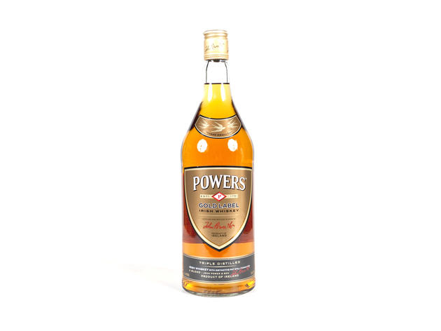 "Powers Irish WhiskeyWondrich favors the entry-level Powers for its richness and the ease at with which it slides down the throat: ""a great bar whiskey that is also cheap."" Available at 67 Wine, 179 Columbus Ave at 68th St (212-724-6767). 1L $32.99."