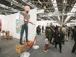 The Armory Show 2013, installation view