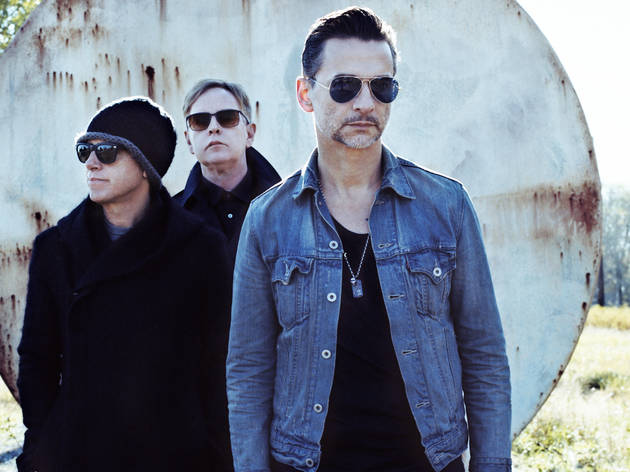 Depeche Mode + Bat for Lashes