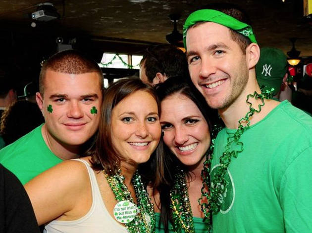 Saint Paddy's PubCrawl NYC