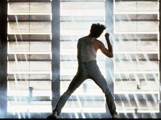 Youth-gone-wild movies: Footloose (1984)