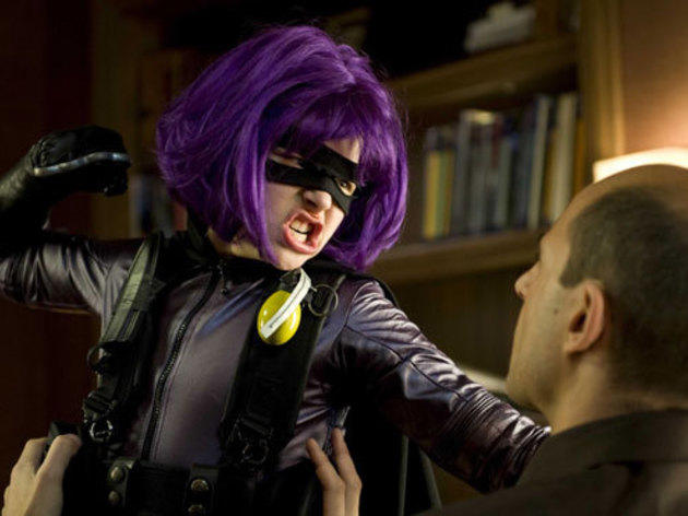 Youth-gone-wild movies: Kick-Ass (2010)