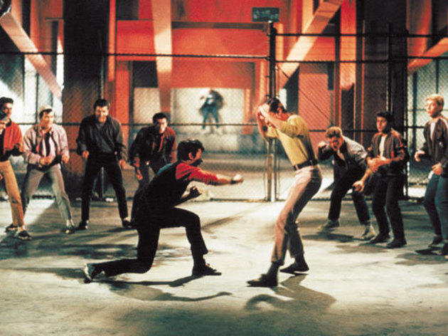Youth-gone-wild movies: West Side Story (1961)