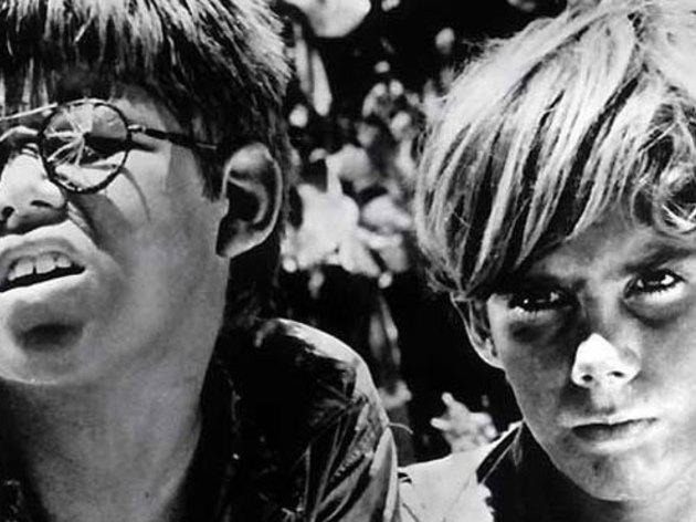 Youth-gone-wild movies: Lord of the Flies (1963)