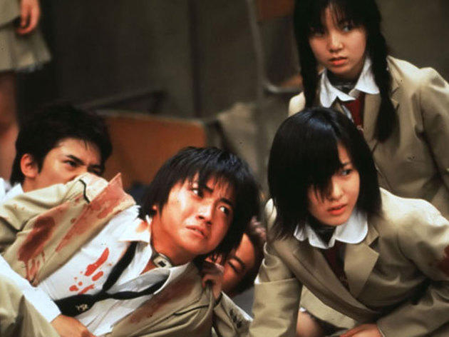 Battle Royale (2000)