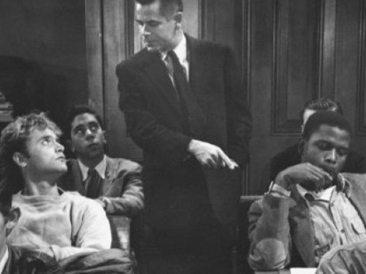 The Blackboard Jungle (1955)