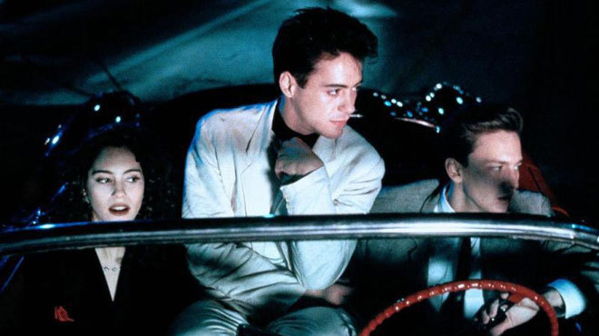 Youth-gone-wild movies: Less than Zero (1987)