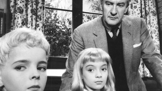 Youth-gone-wild movies: Village of the Damned (1960)